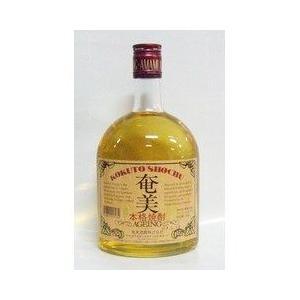 黒糖焼酎 奄美エイジング 25度 瓶 720ml|plat-sake