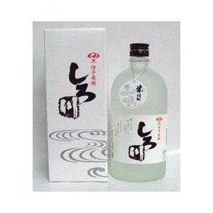 米焼酎 しろ川 25度 瓶 720ml|plat-sake