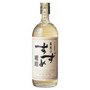 麦焼酎 長期貯蔵 銀座のすずめ 琥珀 25度 瓶 720ml 八鹿酒造|plat-sake