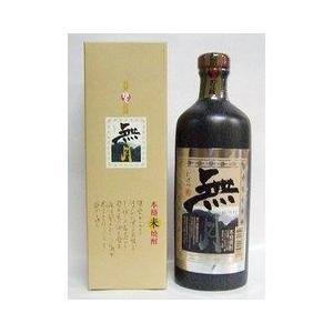 米焼酎 無月 米 陶器 41度 カートン入 720ml|plat-sake