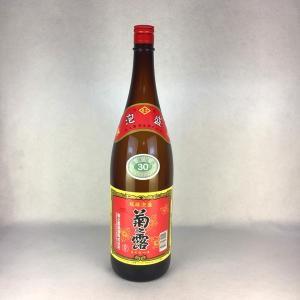 琉球泡盛 菊之露 30度 瓶 1800ml 1.8L 泡盛 菊の露酒造 琉球|plat-sake