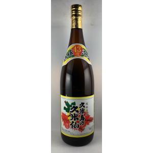 泡盛 琉球泡盛 久米島の久米仙 でいご 43度 箱入 1800ml 1.8L ブレンド酒|plat-sake