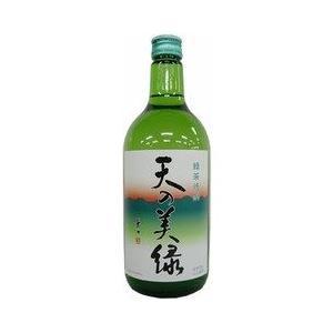 緑茶焼酎 天の美録 25度 瓶 720ml...