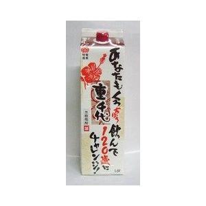 黒糖焼酎 重千代 紙パック 30度 1800ml 1.8L 黒糖 焼酎 長寿 喜界島酒造|plat-sake