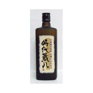 米焼酎 堤酒造 黒麹甕仕込 「時代蔵八」米焼酎 25度 720ml|plat-sake