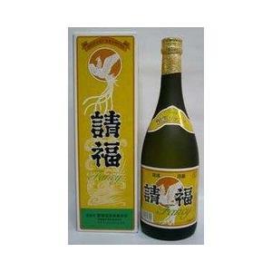 琉球泡盛  請福ファンシー 35度 瓶  720ml|plat-sake