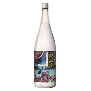 しそ焼酎 たんたかたん 鍛高譚 20度 瓶 1800ml 1...