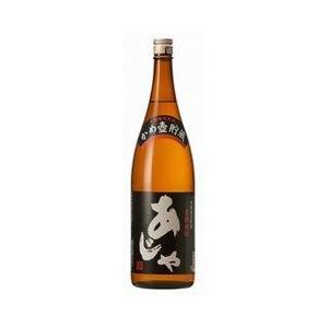 黒糖焼酎 あじゃ黒 25度 瓶 1800ml 1.8L|plat-sake