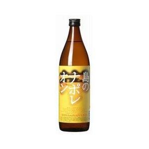黒糖焼酎 にしかわ酒造 島のナポレオン 25度 900ml 奄美|plat-sake