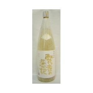 麦焼酎 賢者の選択 25度 瓶 1800ml 1.8L 焙煎樽熟成焼酎|plat-sake