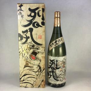 父の日 プレゼント 送料無料 麦焼酎 烈吼  -れっこう- 25度 1800ml 1.8L 宗政酒造 むぎ焼酎|plat-sake