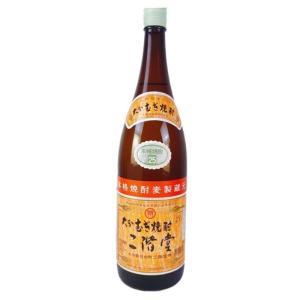 麦焼酎 二階堂 大分麦焼酎  二階堂 25度 瓶 1800ml 1.8L|plat-sake