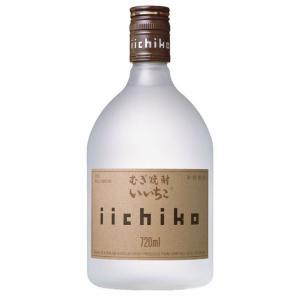 いいちこ 焼酎 麦焼酎 いいちこ シルエット 25度 瓶 720ml 麦焼酎 三和酒類|plat-sake