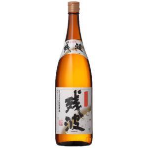 泡盛 ザンクロ 残波 ブラック 30度 1800ml 1.8L 瓶 比嘉酒造 琉球泡盛|plat-sake