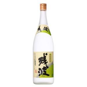 泡盛 ザンシロ 残波 白 25度 ホワイト 1800ml 1.8L 比嘉酒造 琉球泡盛|plat-sake