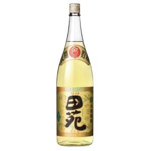 麦焼酎 田苑酒造 田苑 金ラベル 25度 瓶 1800ml 1.8L 長期貯蔵 むぎ焼酎|plat-sake