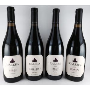ホワイトデー ワインセット 赤ワイン 送料無料 数量限定 カリフォルニアワイン 「カレラ ピノ・ノワール」 飲み比べ 4本セット plat-sake