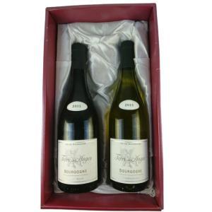 ワインセット 送料無料 フランス ブルゴーニュ 赤・白 ワイン ギフトセット