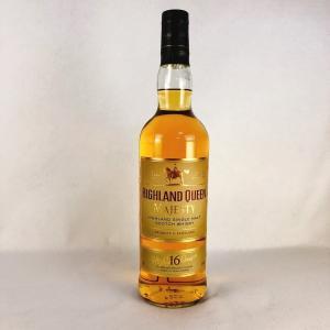 ホワイトデー 送料無料 ウイスキー ハイランドクイーン16年 700ml スコッチウイスキー シングルモルト|plat-sake
