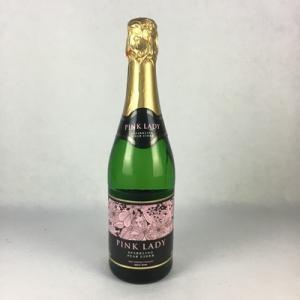 スパークリングワイン ベルギー ピンクレディ 750ml 洋梨 フルーツスパークリング|plat-sake