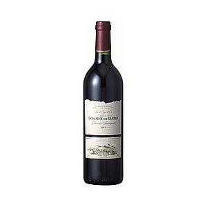 赤ワイン  ドメーヌ・デュ・セレ カベルネ・ソーヴィニョン  750ml|plat-sake