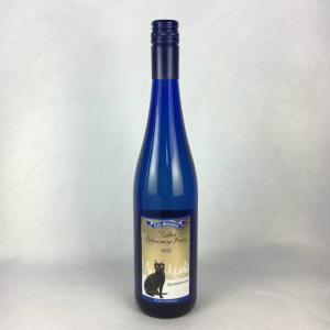 お歳暮 白ワイン ドイツワイン ツェラーシュバルツカッツ QBA ブルーボトル 白ワイン 甘口ドイツワイン 750ml|plat-sake