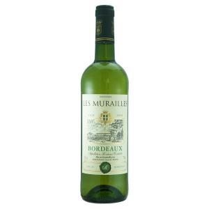お歳暮 白ワイン ボルドー レ・ミレイユ 750ml フランス|plat-sake