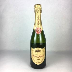 スパークリングワイン ロジャーグラート カヴァ ゴールド ブリュット  750ml|plat-sake