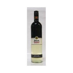 白ワイン ブラックタワー  白 甘口 ドイツワイン  750ml|plat-sake