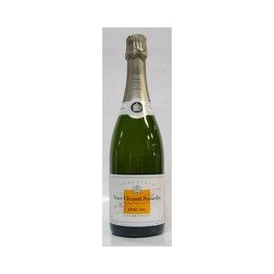 シャンパン ヴーヴ クリコ ポンサルダン ドミセック ホワイトラベル 750ml 正規品 箱無し plat-sake