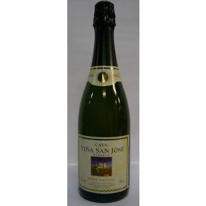 スパークリングワイン ビーニャ サン ホセ カヴァ レゼルバ   750ml|plat-sake