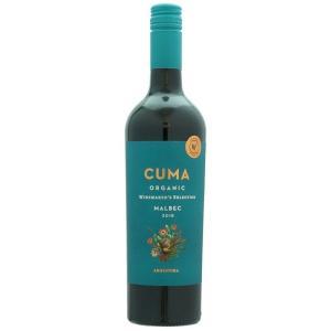 赤ワイン アルゼンチン クマ オーガニック マルベック 750ml オーガニックワイン|plat-sake
