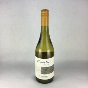 お歳暮 白ワイン チリ コノスル シャルドネ ビシクレタ ヴァラエタル 750ml|plat-sake