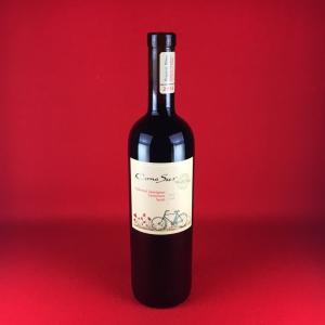 赤ワイン チリワイン コノスル オーガニック カベルネ カルメネール シラー  赤ワイン  750ml|plat-sake