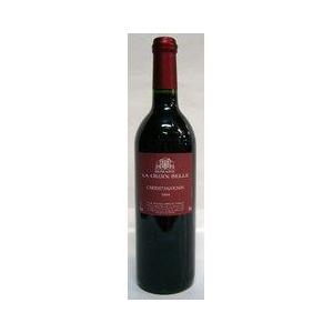 赤ワイン ラ・クロワ・ベル カベルネ・ソウヴィニョン   赤  750ml|plat-sake