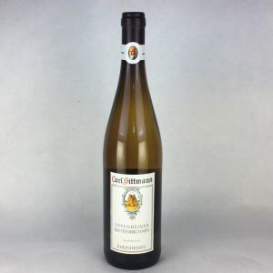 お歳暮 白ワイン ドイツ カールジットマン オッペンハイマー クレーテンブルンネン QBA 甘口ワイン 750ml|plat-sake