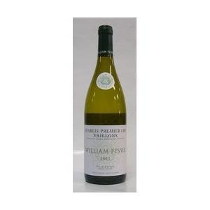 白ワイン ウィリアム・フェーブル シャブリ 1erクリュ ヴァイヨン  白ワイン  750ml plat-sake