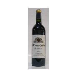 赤ワイン ボルドー シャトー・ギヨ 2003 ポムロール 750ml|plat-sake
