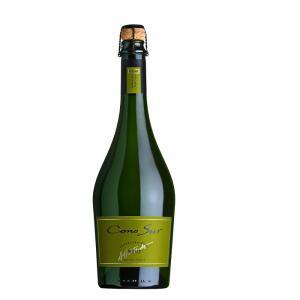 スパークリングワイン コノスル スパークリングワイン ブリュット  750ml  チリ|plat-sake