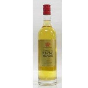 白ワイン ボルドー シャトー・ド・レイヌ・ヴィニョー 2008 ソーテルヌ 250ml 甘口白ワイン|plat-sake