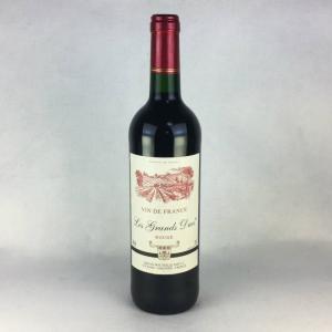 赤ワイン レ グラン デュック  赤  750ml  フランス|plat-sake