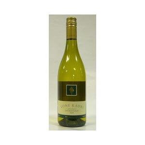 白ワイン ローン・カウリ シャルドネ09 ニュージーランド  白  750ml|plat-sake