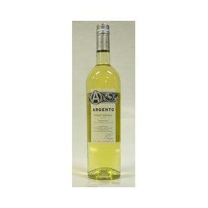 白ワイン アルゼンチン アルジェント ピノ・グリージョ 白ワイン 750ml アルゼンチンワイン|plat-sake