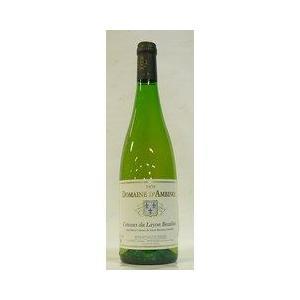 白ワイン フランス ドメーヌ・ダンビノ コトー・デュ・レイヨン・ボーリュー 1979|plat-sake