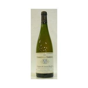 白ワイン フランス ドメーヌ・ダンビノ コトー・デュ・レイヨン・ボーリュー 1966|plat-sake