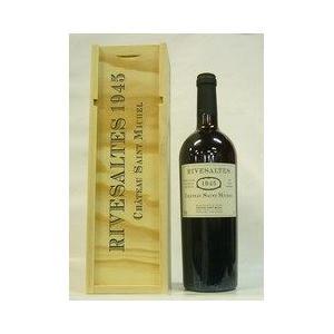 赤ワイン シャトー サン ミッシェル リヴサルト 1945  赤ワイン  750ml|plat-sake