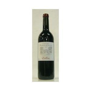 赤ワイン シャトー・サント・セシル 2009 ガイヤック  赤  750ml|plat-sake