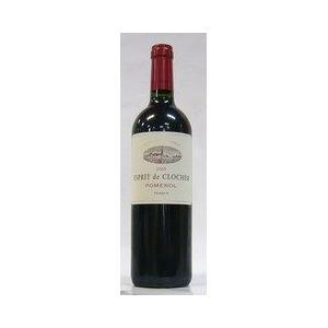 赤ワイン ボルドー エスプリ・ド・クロシェ 2009 ポムロール 750ml|plat-sake