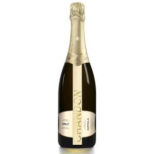 お歳暮 スパークリングワイン シャンドン ブリュット 750ml  オーストラリア|plat-sake