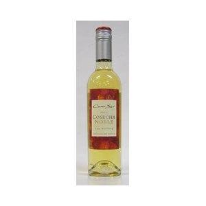 白ワイン コノスル コセチャ ノーブレ レイトリースリング  375ml  白甘口 デザートワイン|plat-sake